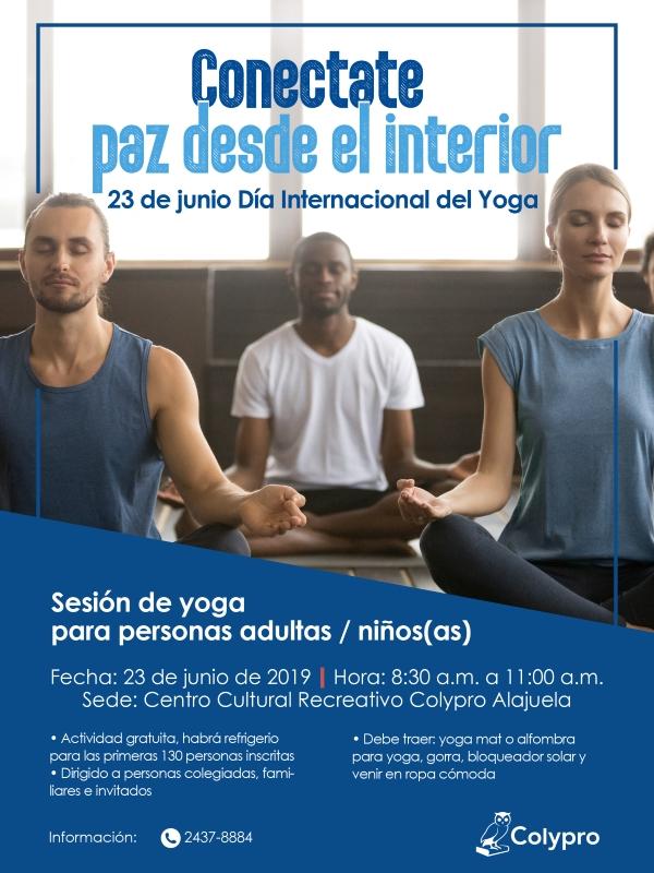 Dia del Yoga